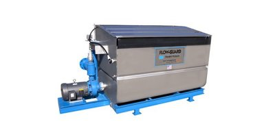 Fresno - Model Series 1200 SSC - Backflush Recycle System