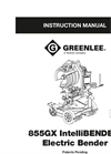 Electric Conduit Bender Brochure