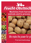 Nut processing Products Catalog