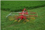 Model FMR 330      - 9 Arms Rotary Hay Rake