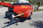 STINGRAY  - Model 2I 1630 - Baler