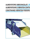 Constrained Vibration Feeder VF