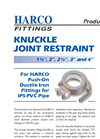 Joint Restraints Brochure