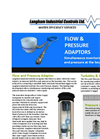 Flow and Pressure Adaptors Brochure