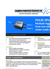 Model LPS 12 - Pulse Signal Splitters Brochure