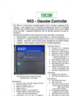 RKD Controller Specification Sheet