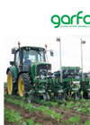 Robocrop - Inrow Weeder Brochure