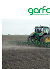 Inter Row Cultivators Brochure