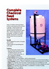 Chemical Feed Systems- Brochure