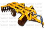 GEA - Model RCR - Central Wheels V-Shape Disc Harrows