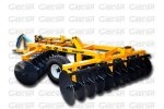GEA - Model RCL Series - Central Wheels V-Shape Disc Harrows