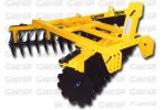 NERO - Model SV Series - V-Shape Trailed Disc Harrows