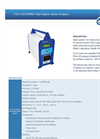 Total Organic Carbon Analyzer-TOC 2100
