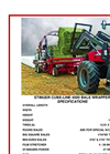 Stinger - Cube-Line Bale Wrapper - Technical Specifications