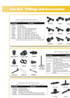 Model Loc-Eze - Fittings and Accessories Brochure