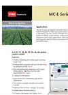 Model MC-E Series - Irrigation Controllers- Brochure