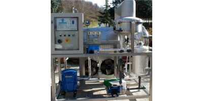 C&G - Model ES Series - Vacuum Evaporators
