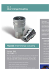 Stucchi - Model ISO-A - BIR Series - Interchange Couplings Brochure