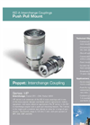 Stucchi - I-IP Series - Push Pull Mount Coupling Brochure