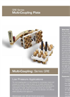 Stucchi - GRE Series - Multi Coupling Plates  Brochure