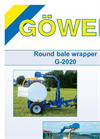 Round Bale Wrappers-G2020 Brochure
