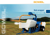 Square Bale Wrapper G3010 Q Farmer- Brochure