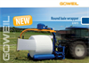 Model G1015 - Round Bale Wrapper Brochure