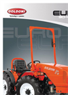 Euro - Model 45 RS/SN - Tractor Brochure