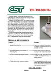 Flow Measures Sensor- Brochure