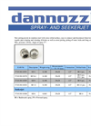 Washer- and SeekerJet Nozzles Brochure
