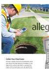 Allegro - Model 2 - Ultra-Rugged Handheld System - Datasheet Brochure
