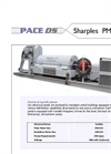 PM-75,000 - Super Decanter Centrifuge Sharples Electrical Specifications Sheet