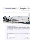 PM-76,000 - Super Decanter Centrifuge Sharples Electrical Specifications  Sheet