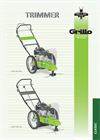 Trimmer - Wheeled Trimmers-HWT 600 WD Brochure