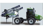 Model GK Rice - Self-Propelled Sprayer