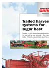 ROOTSTER - Model 604 - Trailed Harvester- Brochure