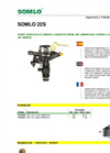 SOMLO - Model 22S - Plastic Sectoral Sprinkler Brochure