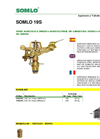 SOMLO - Model 19S - Sectoral Brass Sprinkler Brochure