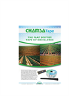 Chamsa - Drip Tape with Emitters Brochure