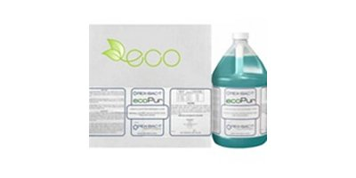Model ecoPur  - Environmentally Friendly Multi-Purpose Bathroom Cleaner