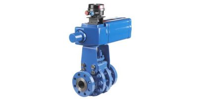 Neles - Model series D - Trunnion Ball Valve