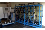 Model CLRS-30 - Fully Automatic IX Rinsewater Recycle System