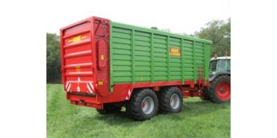 Model SLW - Large Volume Silage Trailers