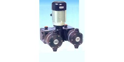 Electrofertic - Model 2000  - Chemical Injection Pumps