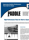 Paddle Tines Brochure