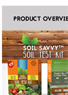 Soil Savvy - Soil Test Kit Software Brochure