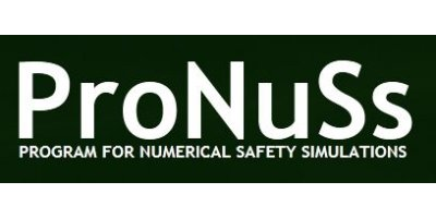 ProNuSs - Program for Numerical Safety Simulations