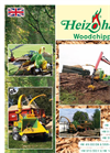 Wood Chip Machines-HM 4-300 and HM 6-300