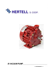 Model B- 400 / 2200 - Vacuum Pump Brochure