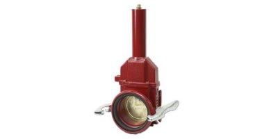 Hertell - Model BURU 125 / 150 - Gate Valve